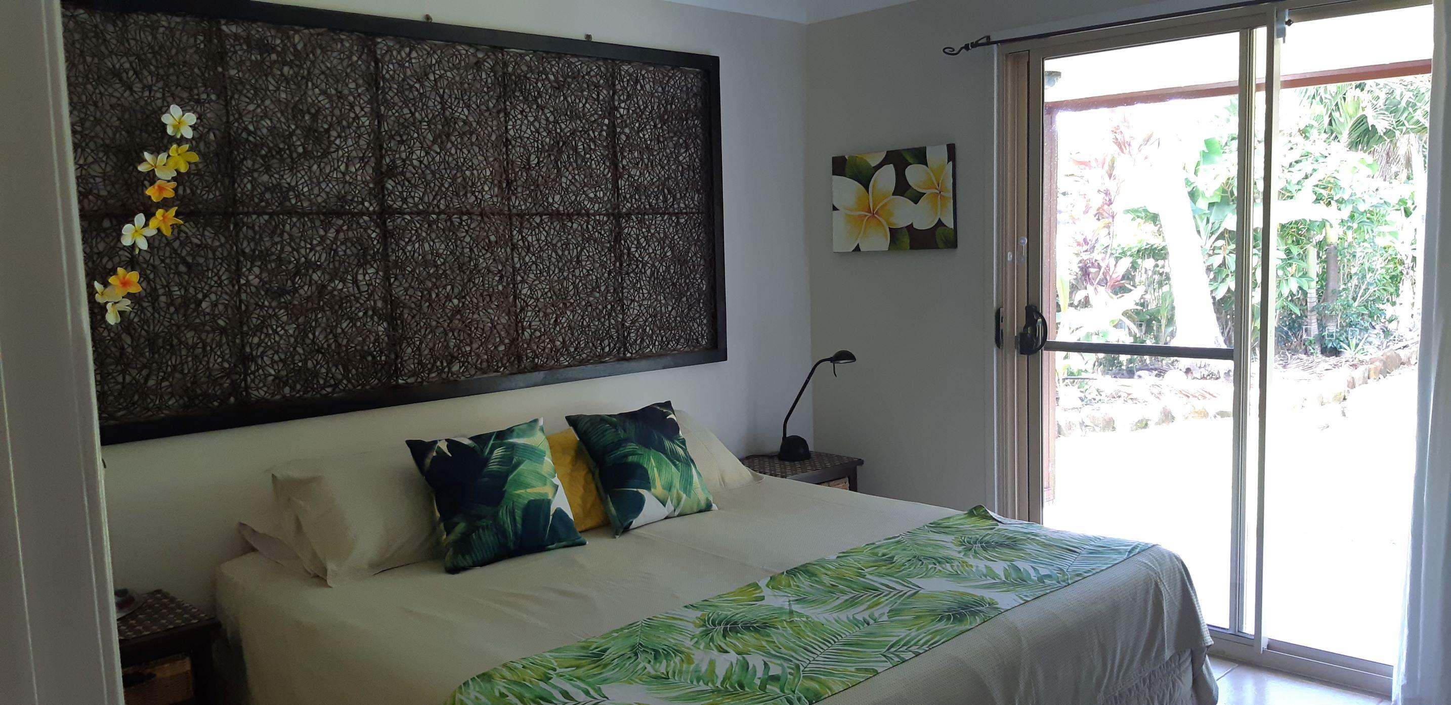 Villa 2 Main Bedroom