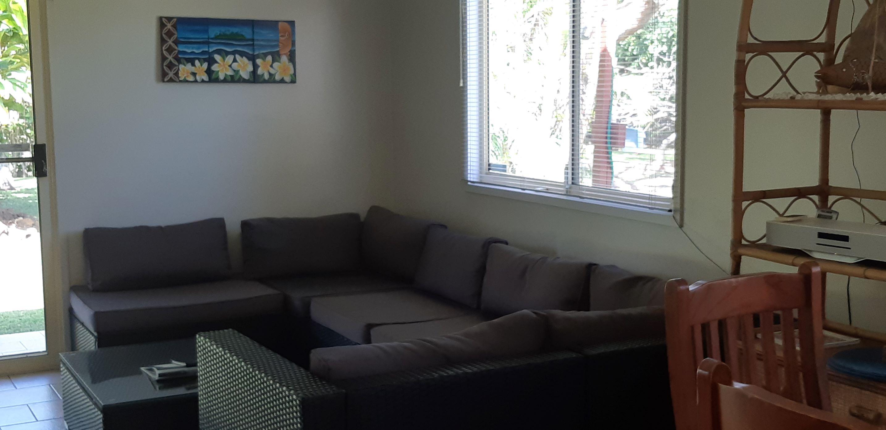 Villa 1 Lounge